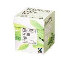 Bradley's Zöld tea