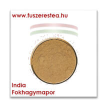 india-fokhagymapor
