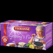 Teekanne Granny's Finest bodza-, vanília- és szilvaízű gyümölcstea