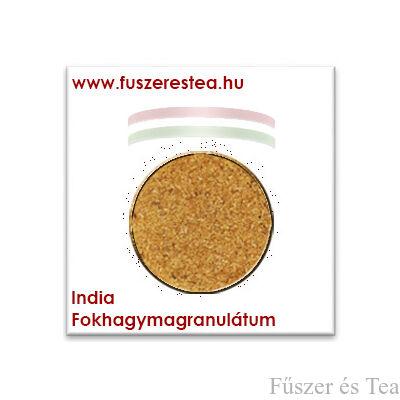 india-fokhagymagranulatum