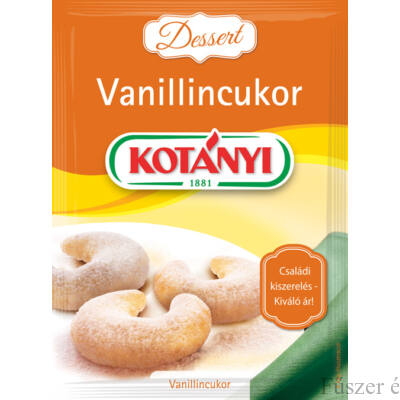 kotanyi-vanillincukor