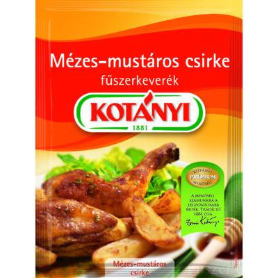 kotanyi-mezes-mustaros