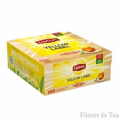 Lipton Yellow Label tea 100db
